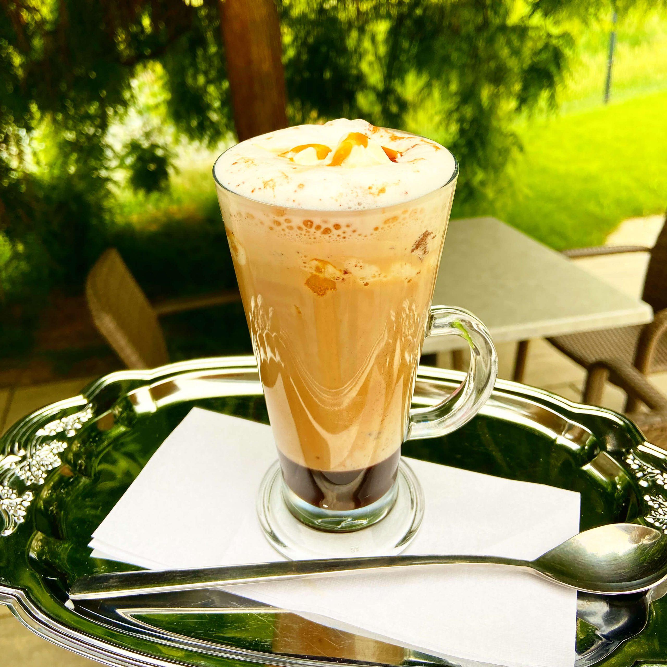 Aztec Coffee Delight