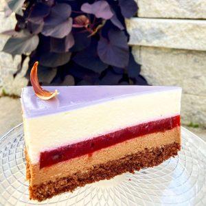 Besztercei szilvás csokis torta